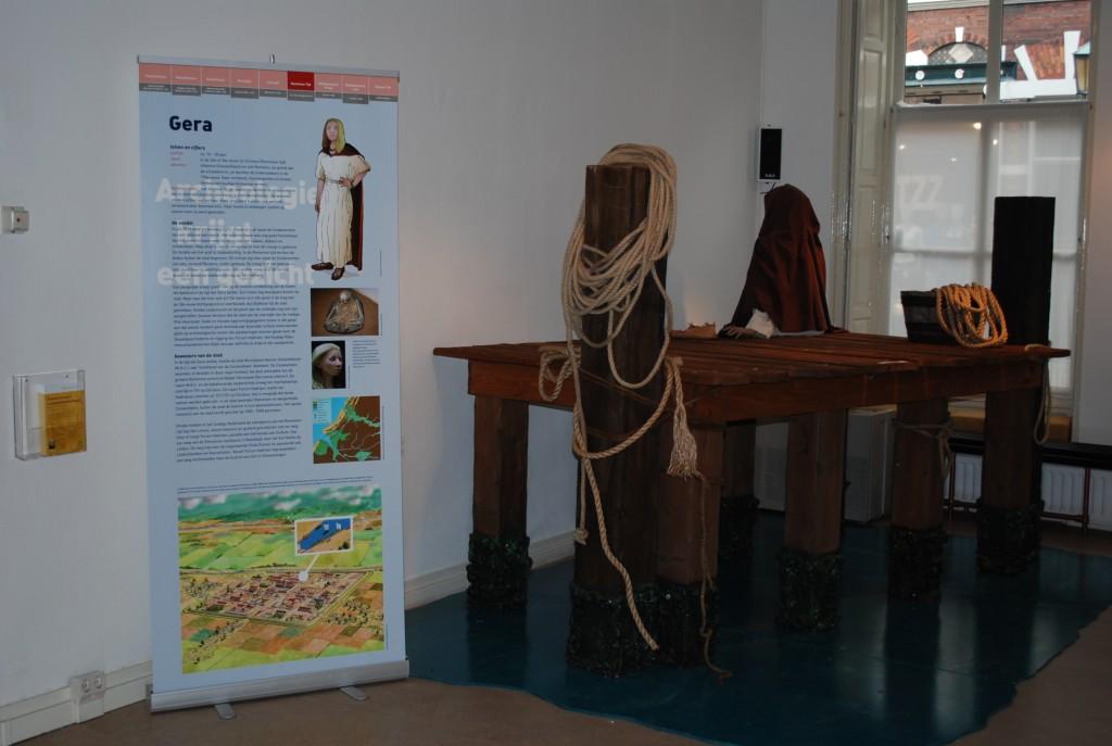 Tentoonstelling Archeologie krijgt een gezicht