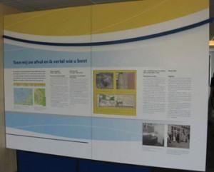 Delfland-bezoekerscentrum paneel